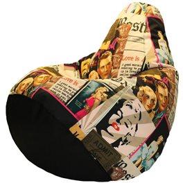 Кресло-мешок Груша Монро