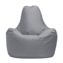 Кресло-мешок Спортинг серое