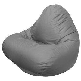 Кресло-мешок RELAX серое