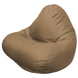 Кресло-мешок RELAX темно бежевое