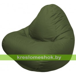 Кресло-мешок RELAX темно оливковое