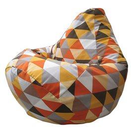 Кресло-мешок Груша Ромбик 04