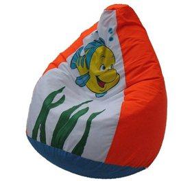 Кресло-мешок Рыбка Флаундер