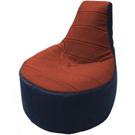 Бескаркасное кресло мешок Трон Т1.3-12