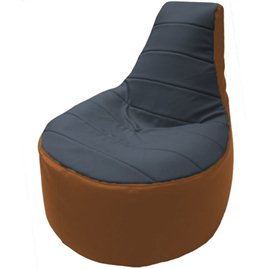 Бескаркасное кресло мешок Трон Т1.3-24