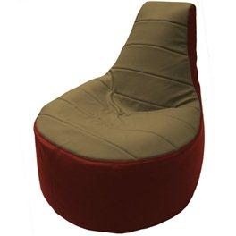 Бескаркасное кресло мешок Трон Т1.3-36