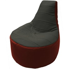 Бескаркасное кресло мешок Трон Т1.3-38