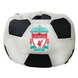 Бескаркасное кресло-мешок Мяч Стандарт Ливерпуль