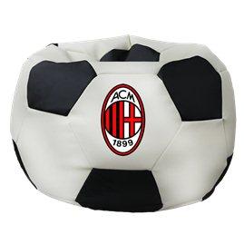Бескаркасное кресло-мешок Мяч Стандарт Милан