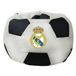 Бескаркасное кресло-мешок Мяч Стандарт Реал
