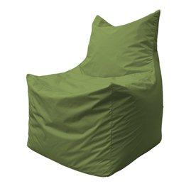 Бескаркасное кресло мешок Фокс Ф2.2-03 (Оливковый)