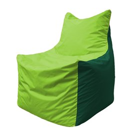 Кресло-мешок Фокс Ф 21-185 (салатовый - зелёный)