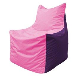 Кресло-мешок Фокс Ф 21-191 (розово-фиолетовый)