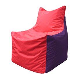Кресло-мешок Фокс Ф 21-233 (красно-фиолетовый)