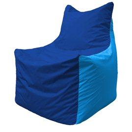 Кресло-мешок Фокс Ф 21-129 (василёк - голубой)