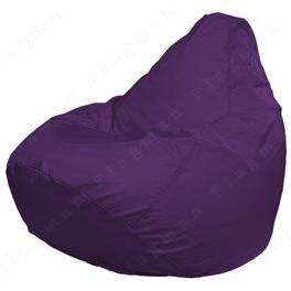 Кресло-мешок Груша Макси фиолет