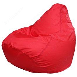 Кресло-мешок Груша Макси красное
