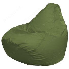 Кресло-мешок Груша Макси олива