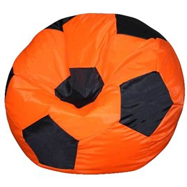 Кресло-мешок Мяч Стандарт оранжево-черное