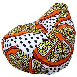 Кресло-мешок Груша Цитрус