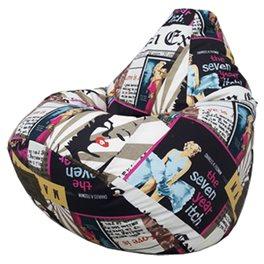 Кресло-мешок Груша Монро-2