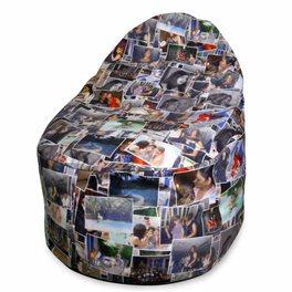Кресло-мешок Груша Фотоколлаж