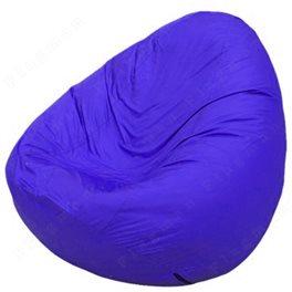 Бескаркасное кресло-мешок Груша Мини синее