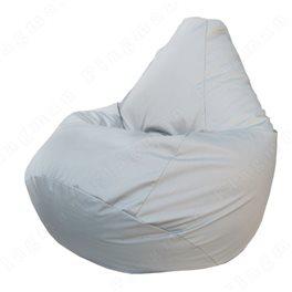 Бескаркасное кресло-мешок Груша Серый Г2.7-04