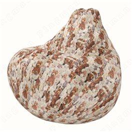 Бескаркасное кресло-мешок Груша Г2.8-07