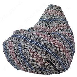 Бескаркасное кресло-мешок Груша Г2.8-06