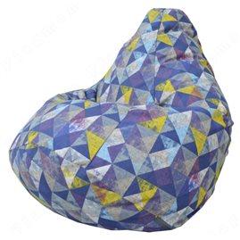 Бескаркасное кресло-мешок Груша Норд 01