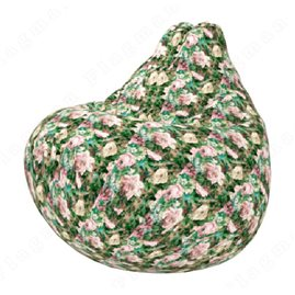 Бескаркасное кресло-мешок Груша Armoni 1035