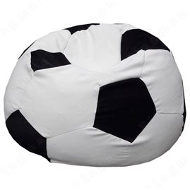 Бескаркасное кресло-мешок Мяч Эль-Класико