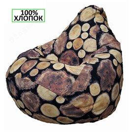 Кресло-мешок Груша Пеньки