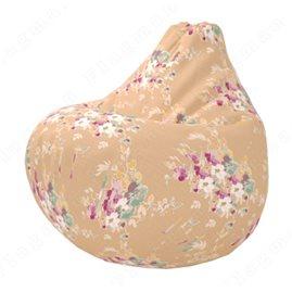 Бескаркасное кресло-мешок Груша Виола С0