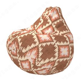 Бескаркасное кресло-мешок Груша Кили