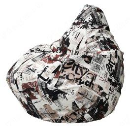 Бескаркасное кресло-мешок Груша Modern Г2.5-133