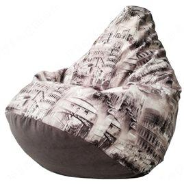Бескаркасное кресло-мешок Груша Italy-2 Г2.5-136