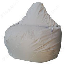 Кресло-мешок Груша Бежевое Г2.7-17
