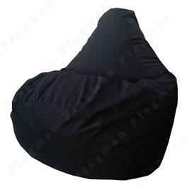 Кресло-мешок Груша Чёрный Г2.7-16
