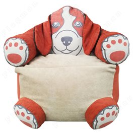 Кресло-мешок Пёс Оранж