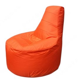 Живое кресло-мешокТрон Т1.1-05(оранжевый)