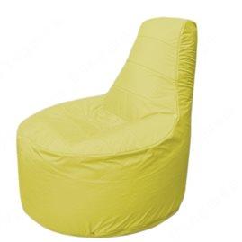 Живое кресло-мешокТрон Т1.1-06(желтый)