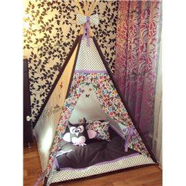 Игровая палатка - вигвам 09