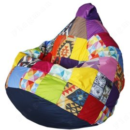 Бескаркасное кресло-мешок Груша Cool Style-3