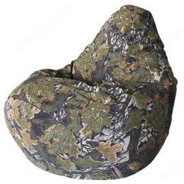 Бескаркасное кресло-мешок Груша Клён