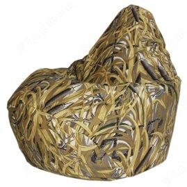 Бескаркасное кресло-мешок Груша Камыш