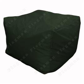 Пуфик Папед Тёмно-зелёный