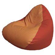 Живые кресла-мешки RELAX (экокожа)  разноцветные