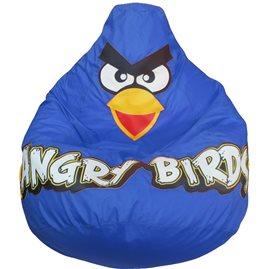 Кресло-мешок Птичка синяя